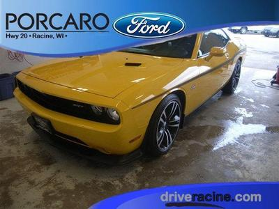 Used 2012 Dodge Challenger SRT8 392