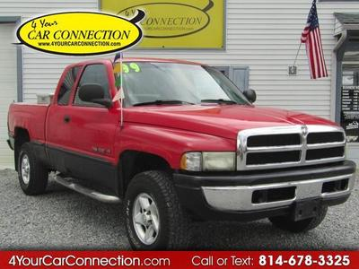 Used 1999 Dodge Ram 1500 Quad Cab