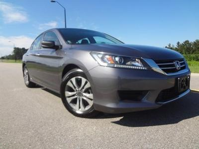 Used 2015 Honda Accord LX