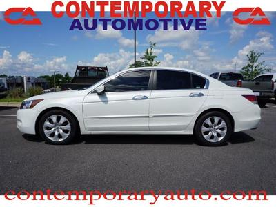 Used 2008 Honda Accord EX-L