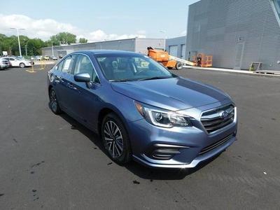 New 2018 Subaru Legacy 2.5i Premium