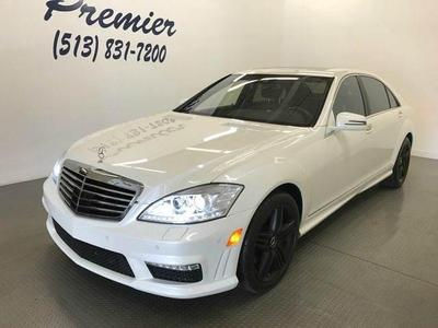 Used 2011 Mercedes-Benz S63 AMG