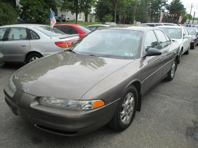 Used 2001 Oldsmobile Intrigue GX