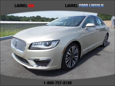 New 2017 Lincoln MKZ Reserve