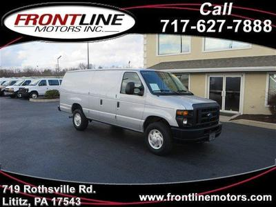 Used 2008 Ford E350 Super Duty Commercial