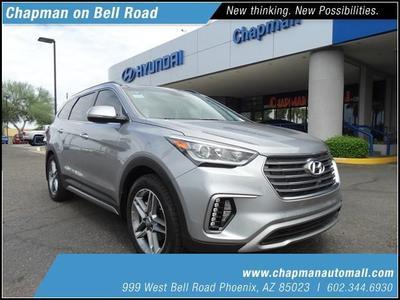 New 2017 Hyundai Santa Fe Limited Ultimate