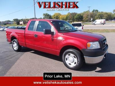 2007 Ford F-150 XL SuperCab