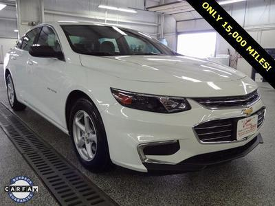 Used 2016 Chevrolet Malibu LS