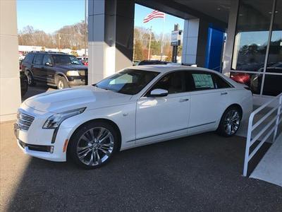 New 2017 Cadillac CT6 3.6L Platinum