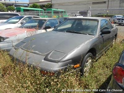 Used 1989 Nissan 240SX