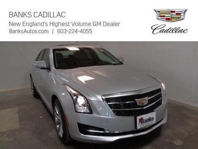 New 2018 Cadillac ATS 2.0L Turbo Luxury