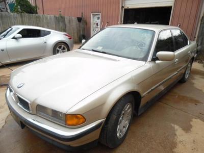 1995 BMW 740 i
