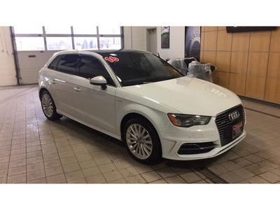 Used 2016 Audi A3 e-tron 1.4T Premium