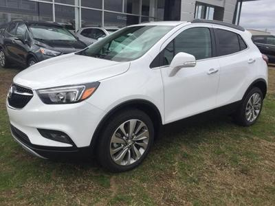 New 2017 Buick Encore Preferred II