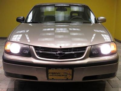 Used 2001 Chevrolet Impala LS