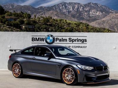 New 2016 BMW M4 GTS