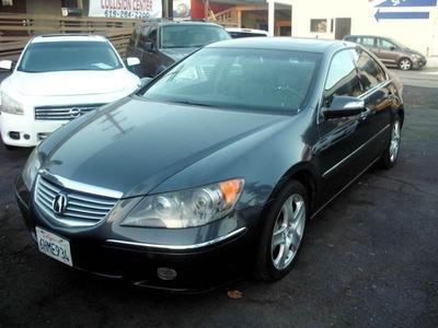 2005 Acura RL 3.5