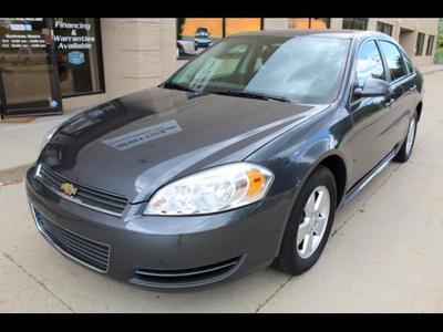 Used 2011 Chevrolet Impala LS