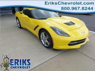 New 2016 Chevrolet Corvette 2LT