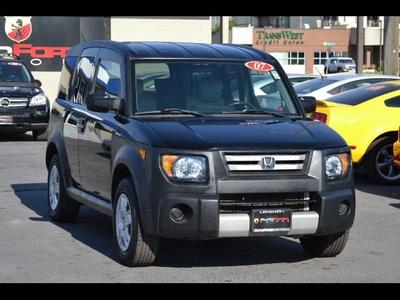 Used 2007 Honda Element LX