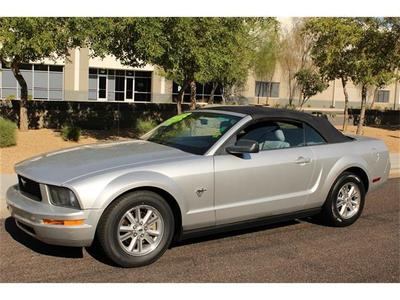 Used 2009 Ford Mustang V6 Deluxe