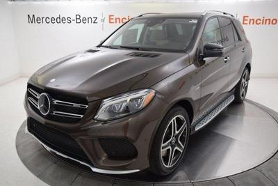 New 2017 Mercedes-Benz AMG GLE 43 Base 4MATIC
