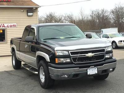 Used 2007 Chevrolet Silverado 1500 LS Extended Cab