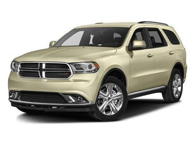 New 2016 Dodge Durango
