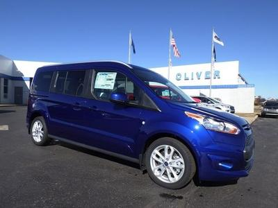 New 2017 Ford Transit Connect Titanium