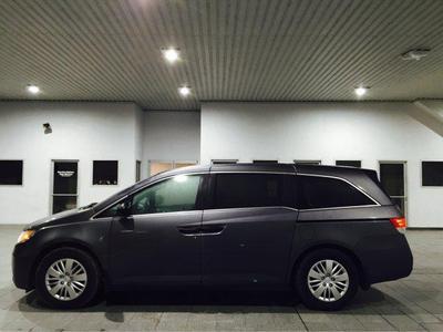 New 2016 Honda Odyssey LX