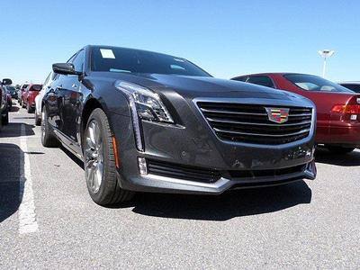 New 2017 Cadillac CT6 Premium Luxury AWD