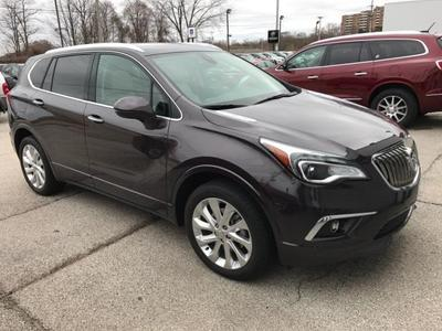 Certified 2016 Buick Envision Premium I