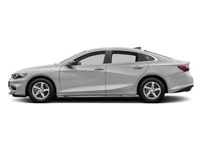 New 2018 Chevrolet Malibu LS w/1LS