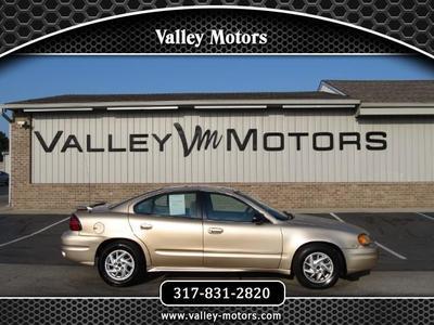 Used 2003 Pontiac Grand Am SE1