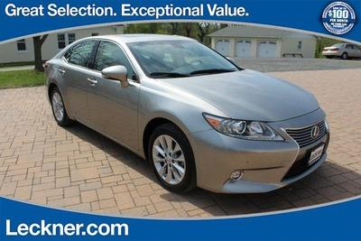 Used 2015 Lexus ES 300h Base