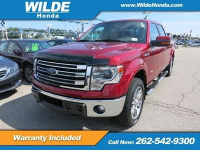 Used 2014 Ford F150 Lariat w/ Moonroof