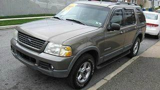 Used 2002 Ford Explorer Limited