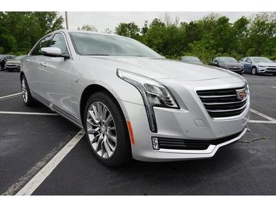 New 2017 Cadillac CT6 3.6L Luxury