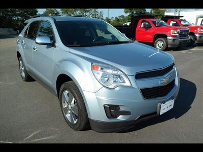 Certified 2014 Chevrolet Equinox 1LT