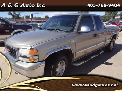Used 2002 GMC Sierra 1500 SLE