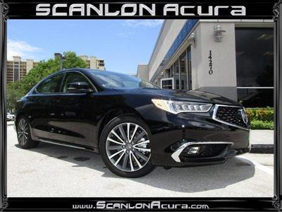 2018 Acura TLX V6 Advance