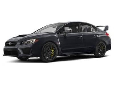 New 2018 Subaru WRX STI Base