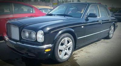 Used 2002 Bentley Arnage Red Label