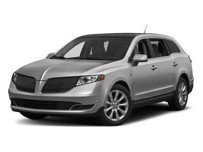 New 2017 Lincoln MKT Elite