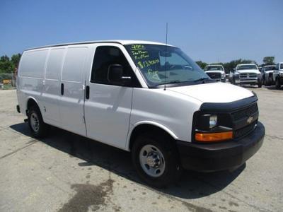 2012 Chevrolet Express 2500 Work Van
