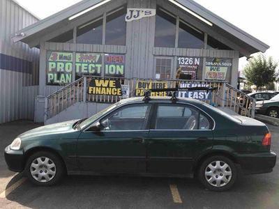 Used 1999 Honda Civic LX