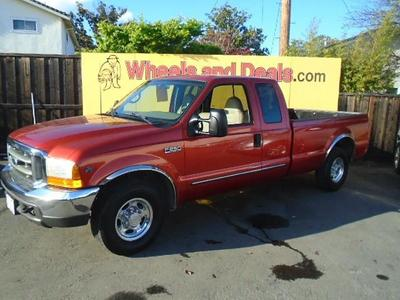 Used 2000 Ford F-250 Lariat