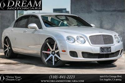 Used 2010 Bentley Continental Flying Spur Speed