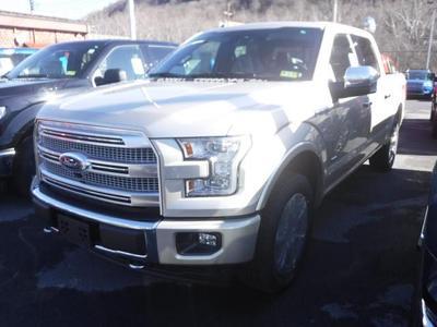 New 2017 Ford Platinum