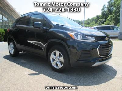 Used 2017 Chevrolet Trax LT